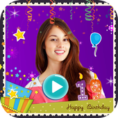 Birthday Movie for Android icon