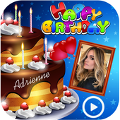 Happy Birthday Song With Name icon