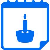 Birthday Reminder Pro-icoon