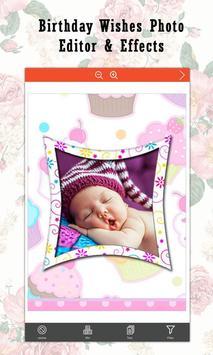 Birthday Wishes  Photo Editor & Effects screenshot 15