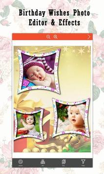 Birthday Wishes  Photo Editor & Effects screenshot 5