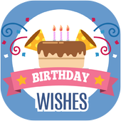 Birthday Wishes and Greeting Cards icon