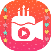 Happy Birthday Video Maker icon