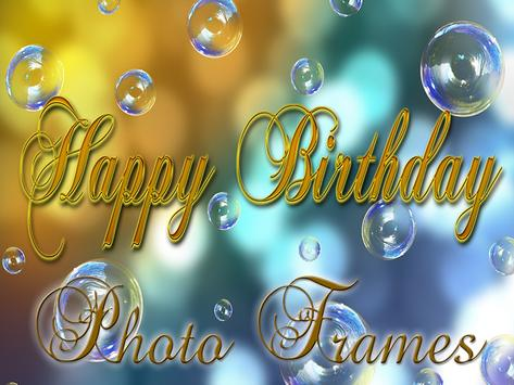 Birthday Photo Frames Maker screenshot 5