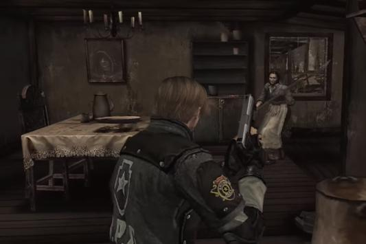 Guide For Resident Evil 4 New poster