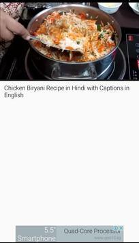 Biryani Recipes Videos screenshot 2