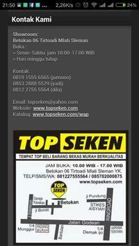 Top Seken apk screenshot