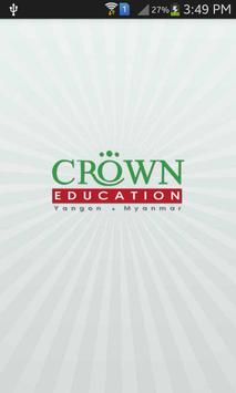 Crown Education poster