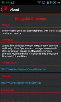 Mingalar Cinemas screenshot 5