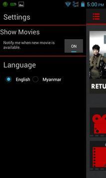 Mingalar Cinemas screenshot 2