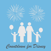 Countdown for Disney icon