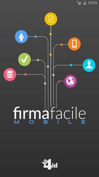 firmafacile MOBILE poster