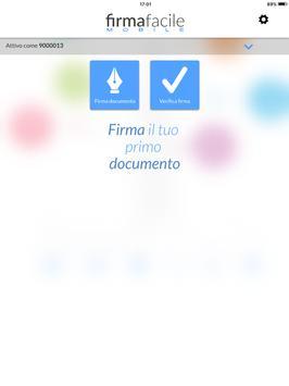 firmafacile MOBILE apk screenshot