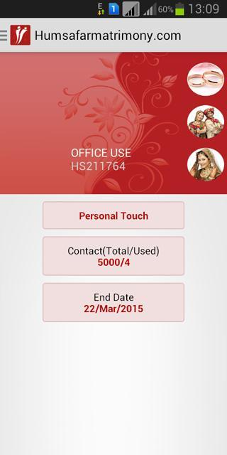 Humsafar Matrimony for Android - APK Download