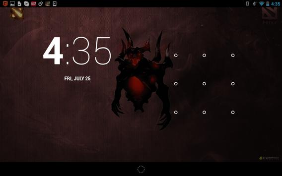 Dota2 LiveWallpaper Nevermore Poster Apk Screenshot
