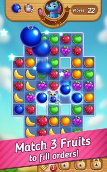 Fruits Mania : Elly's travel apk screenshot