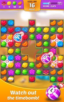 Lollipop: Sweet Taste Match 3 apk screenshot