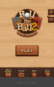 Roll the Ball®: slide puzzle 2 apk screenshot