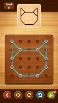 Line Puzzle: String Art screenshot 1