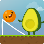 Where's My Avocado? Draw lines APK