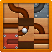 Roll The Ball: Puzzle deslizar ícone
