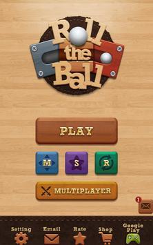 Roll the Ball® - slide puzzle apk screenshot