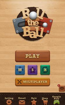 Roll the Ball® - slide puzzle apk screenshot