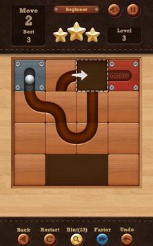10 Schermata RollTheBall: puzzle scorrevole