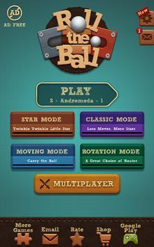 Roll the Ball:滑動拼圖 apk 截圖