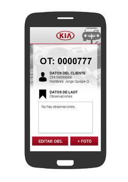 Taller Móvil KIA Ecuador screenshot 10