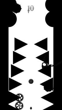 Falling Dot poster