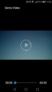 Bitmovin Player Demo apk screenshot