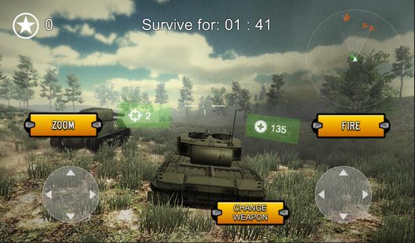 Tank World Alpha apk screenshot