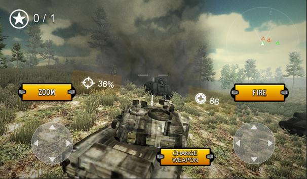Tank World Alpha apk screenshot