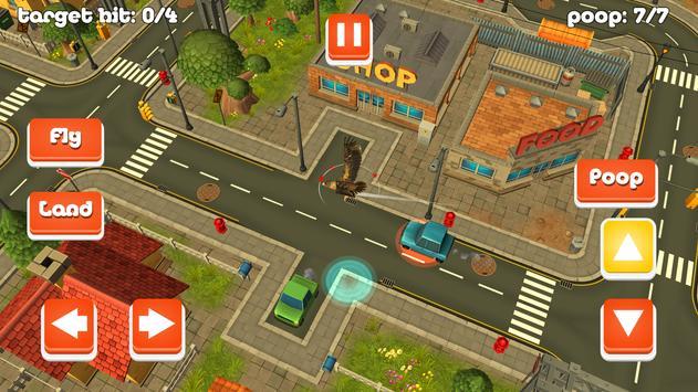 Bird Poop Sim apk screenshot