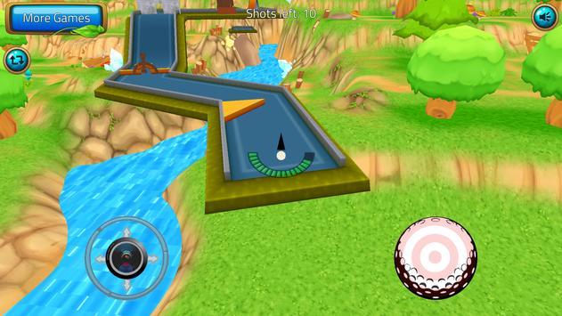 Mini Golf Putter apk screenshot