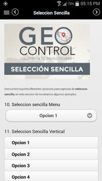 Geocontrol V6 apk screenshot