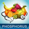 Phosphorus Foods Diet Guide आइकन