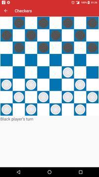 Checkers (Dame) Game Free screenshot 1