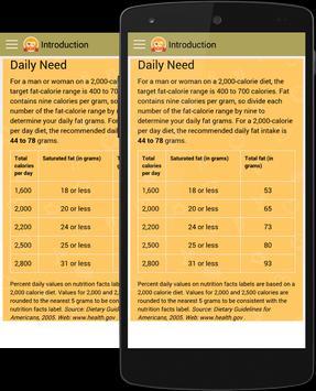 Bodytrim fast fat loss menu photo 7