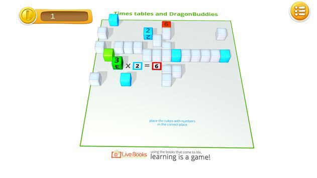 Times tables and DragonBuddies screenshot 4