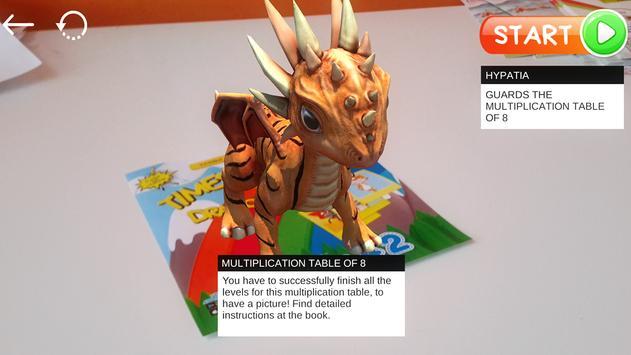 Times tables and DragonBuddies screenshot 6