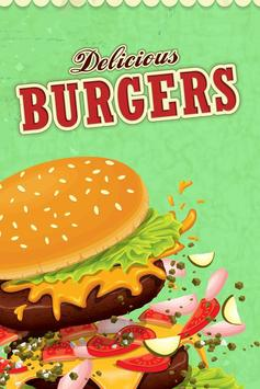 Burger Maker poster