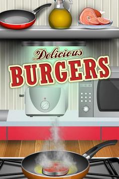 Burger Maker screenshot 1