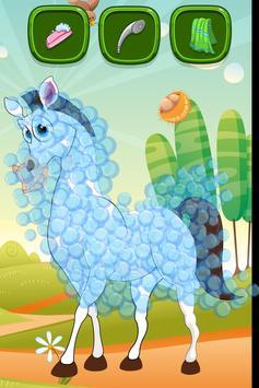 Horse Spa and Dressup screenshot 2