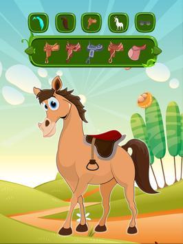 Horse Spa and Dressup apk screenshot
