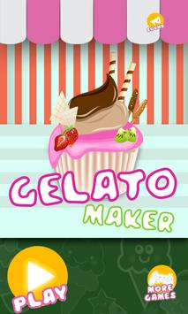 Cooking Games - IceCream Maker poster