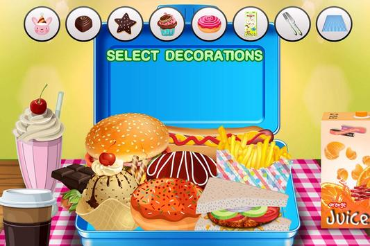 Lunch Box Maker screenshot 2