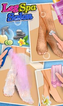 Foot & Leg Spa Salon apk screenshot