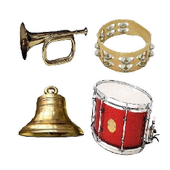Music Instruments Names icon